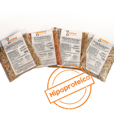 Kit Degustação Hipoproteico